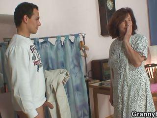 Порно немецких бабушек