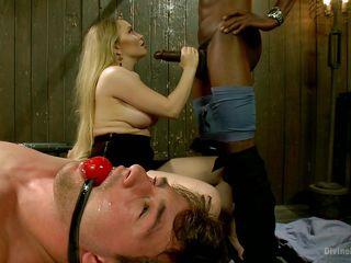 Порно жена изменяет мужу на глазах бесплатно
