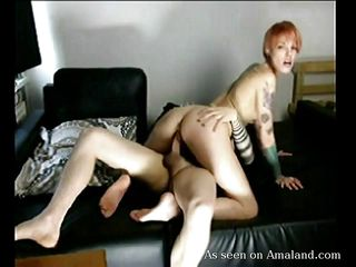 Любительское порно трансов