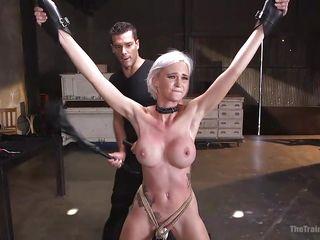 Порно госпожа связала
